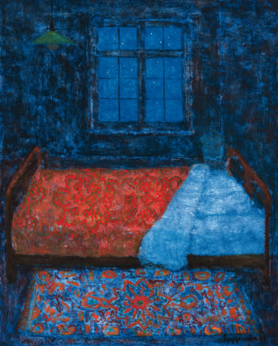Het bed
