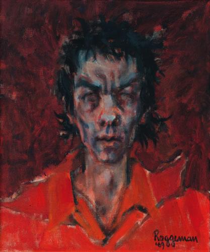 Zelfportret 18