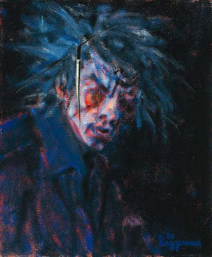 Zelfportret 22